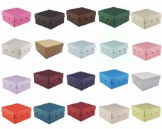 Scalloped Lid Favour Boxes